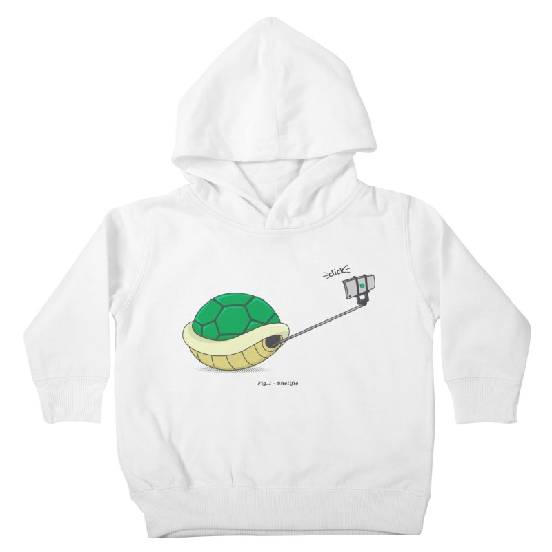 Shellfie Kids Toddler Pullover Hoody by Wasabi Snake