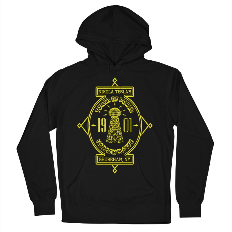 Tower Of Power Women's Pullover Hoody by Pete Styles' Artist Shop