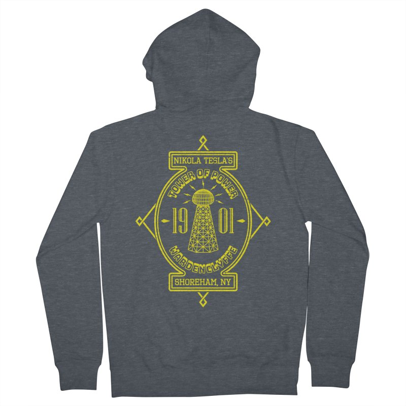 Tower Of Power Women's Zip-Up Hoody by Pete Styles' Artist Shop