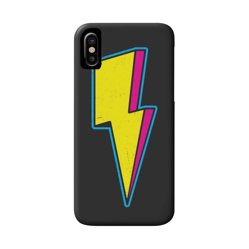 Ride The Lightning Accessories Phone Case by Wasabi Snake