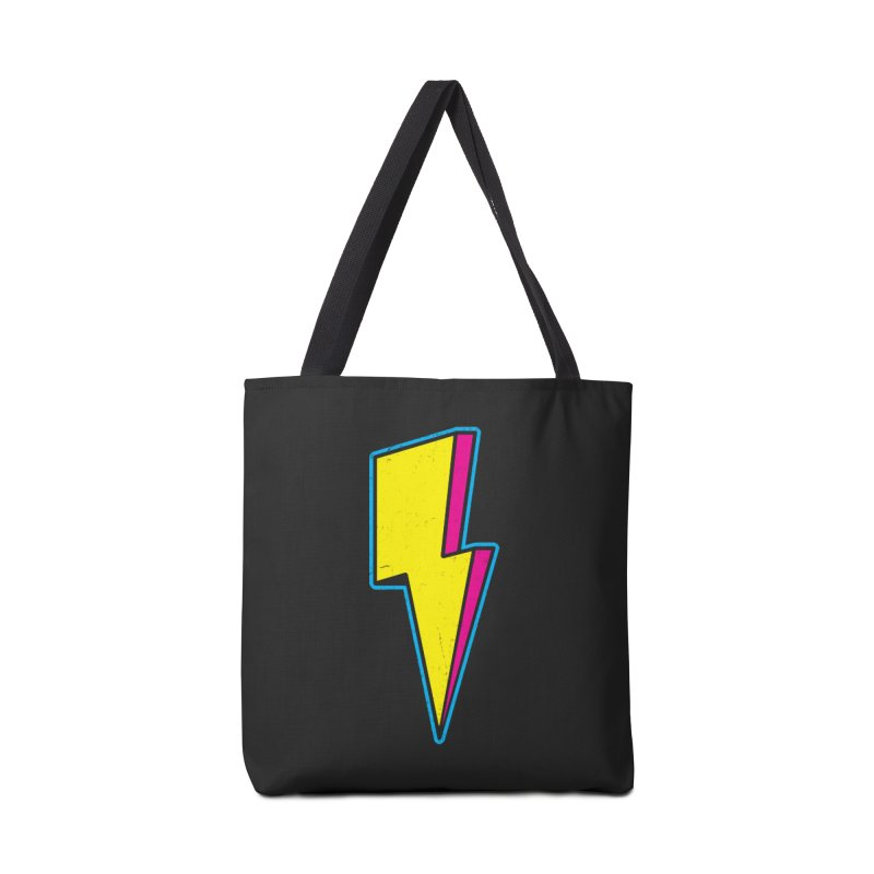 Ride The Lightning Accessories Tote Bag Bag by Wasabi Snake
