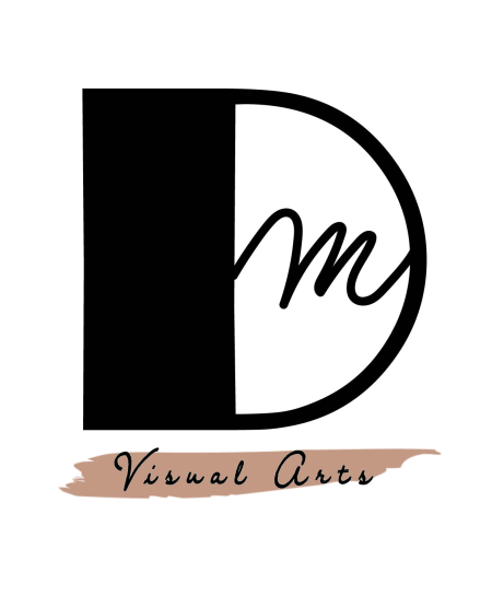 Logo for Danielle Montemayor's Artist Shop
