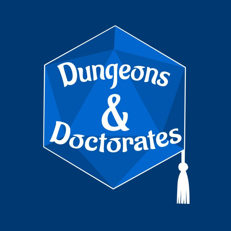 Dungeons & Doctorates Accessories Home Throw Pillow by Dungeons & Doctorates
