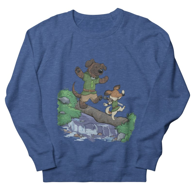 Adventure Buddies Men's Sweatshirt by DnDoggos's Artist Shop