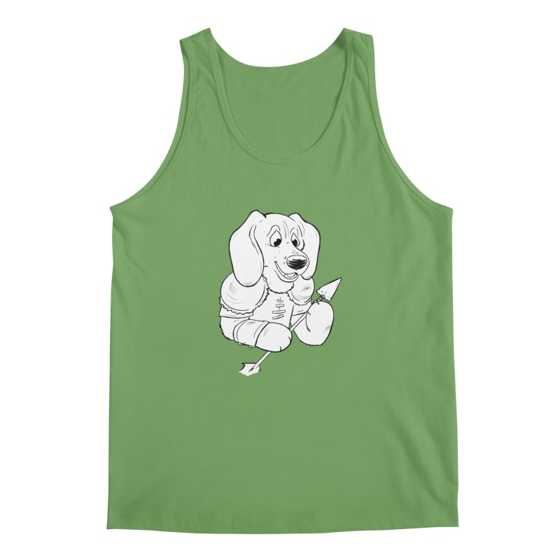 Toby Ranger Men's Tank by DnDoggos's Artist Shop