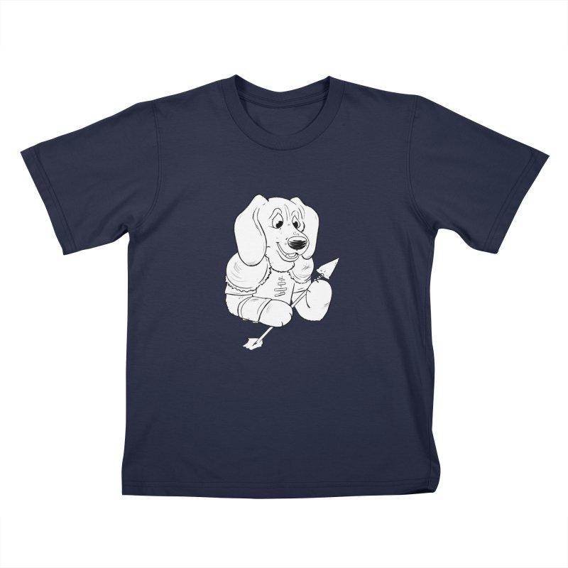 Toby Ranger Kids T-Shirt by DnDoggos's Artist Shop