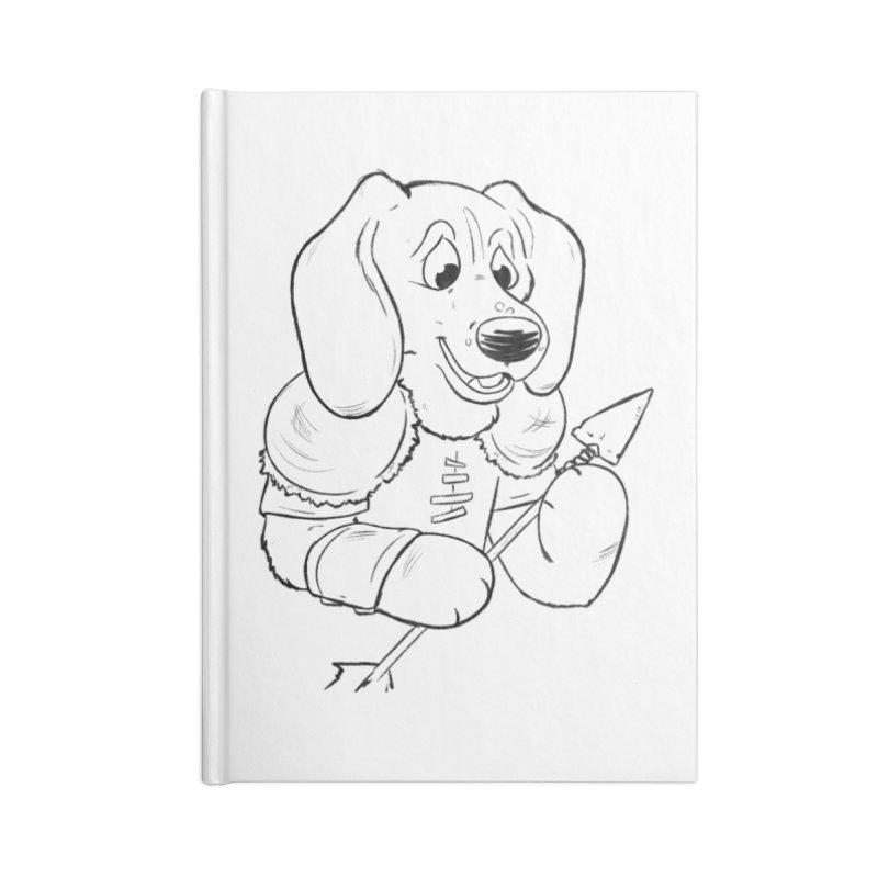 Toby Ranger Accessories Notebook by DnDoggos's Artist Shop