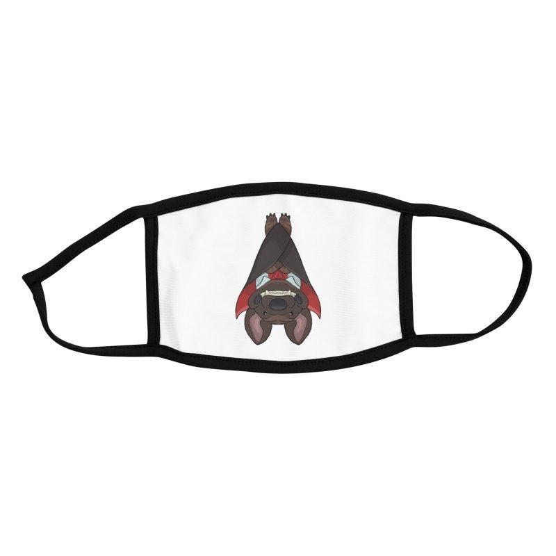 Vampire Pupper Mastiff T-Shirt Accessories Face Mask by DnDoggos's Artist Shop