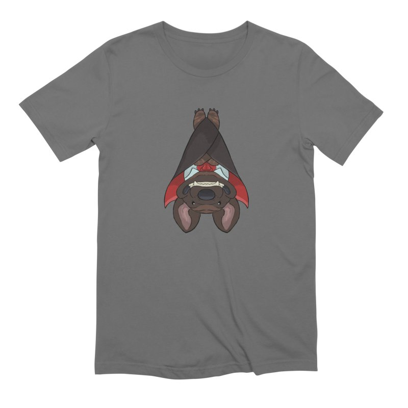 Vampire Pupper Mastiff T-Shirt Men's T-Shirt by DnDoggos's Artist Shop