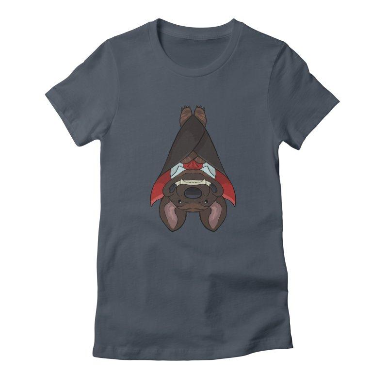 Vampire Pupper Mastiff T-Shirt Women's T-Shirt by DnDoggos's Artist Shop