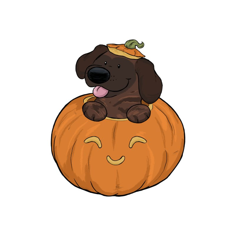 Tonka the Pumpkin Pupkin Accessories Mug by DnDoggos's Artist Shop
