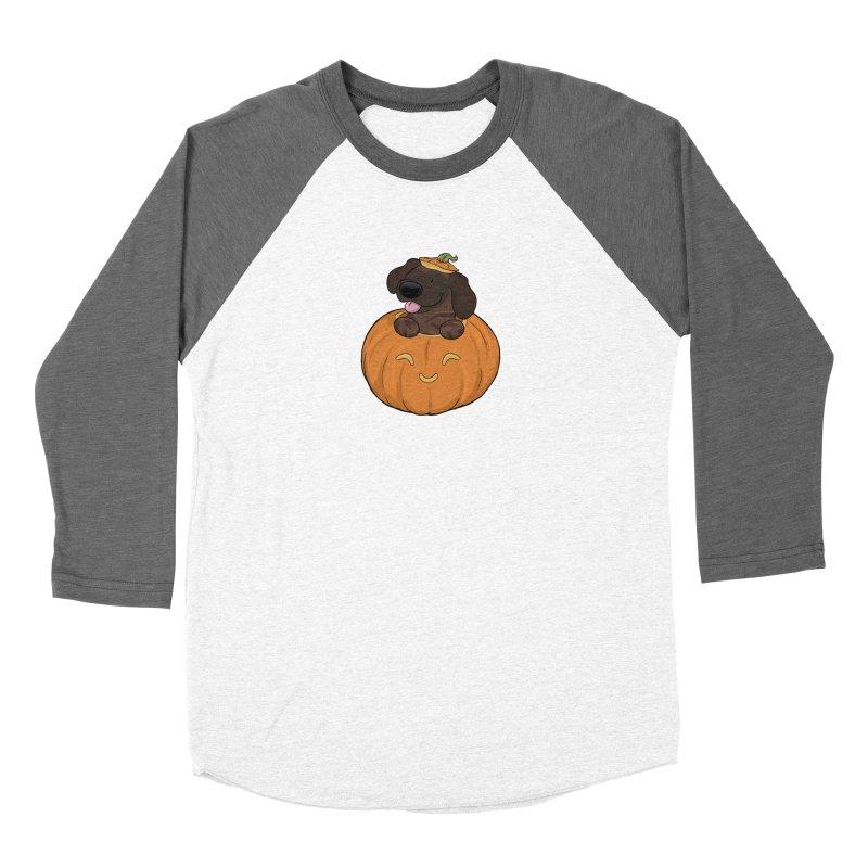 Tonka the Pumpkin Pupkin Women's Longsleeve T-Shirt by DnDoggos's Artist Shop
