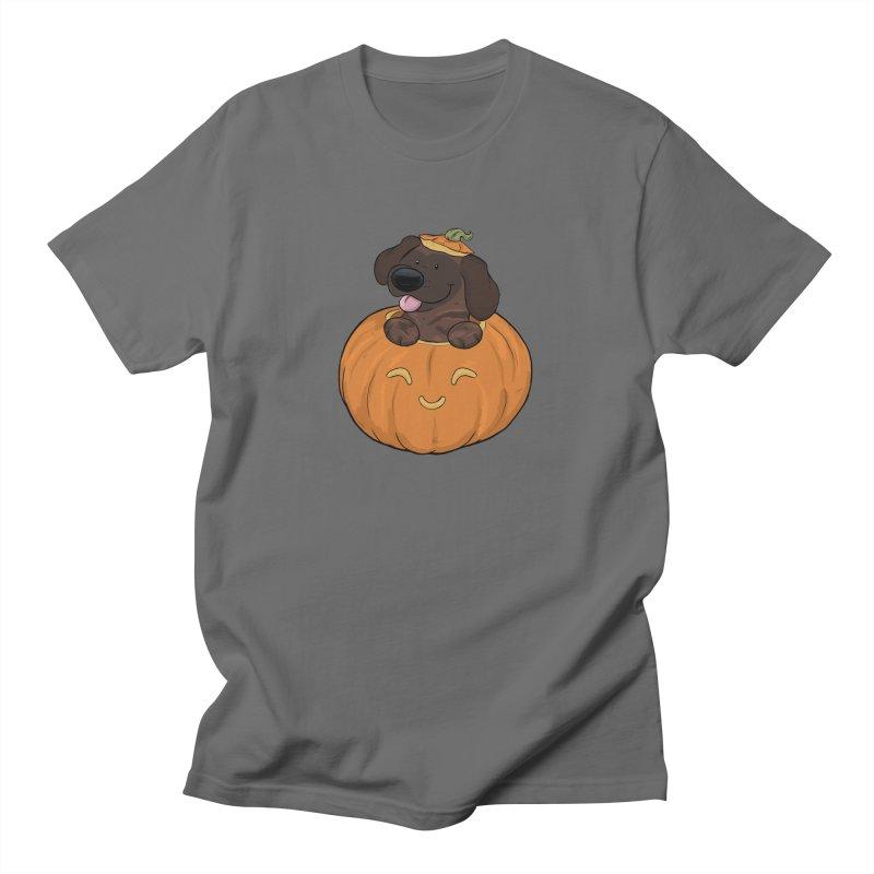 Tonka the Pumpkin Pupkin Men's T-Shirt by DnDoggos's Artist Shop
