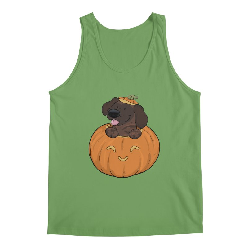 Tonka the Pumpkin Pupkin Men's Tank by DnDoggos's Artist Shop