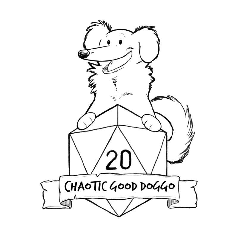 Pickles Chaotic Good Doggo Home Duvet by DnDoggos's Artist Shop
