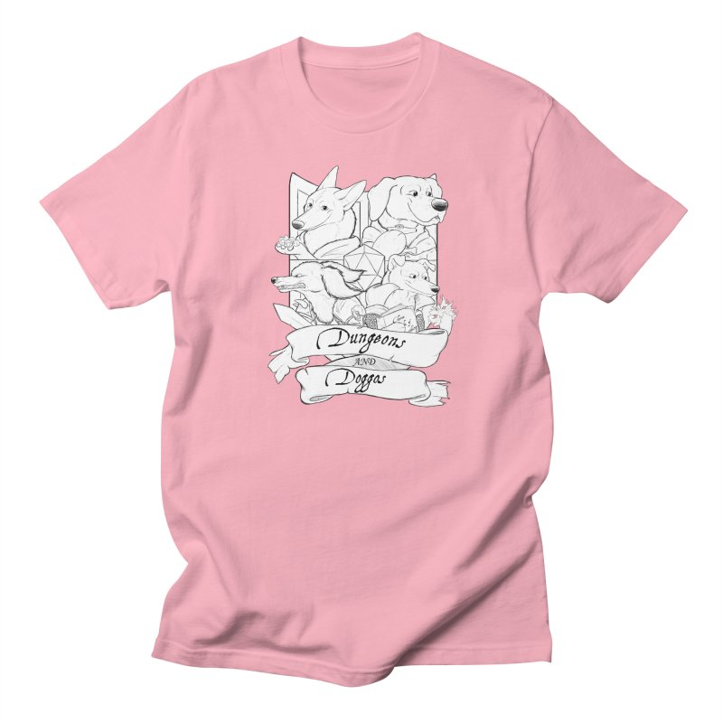 DnDoggos Emblem Women's T-Shirt by DnDoggos's Artist Shop