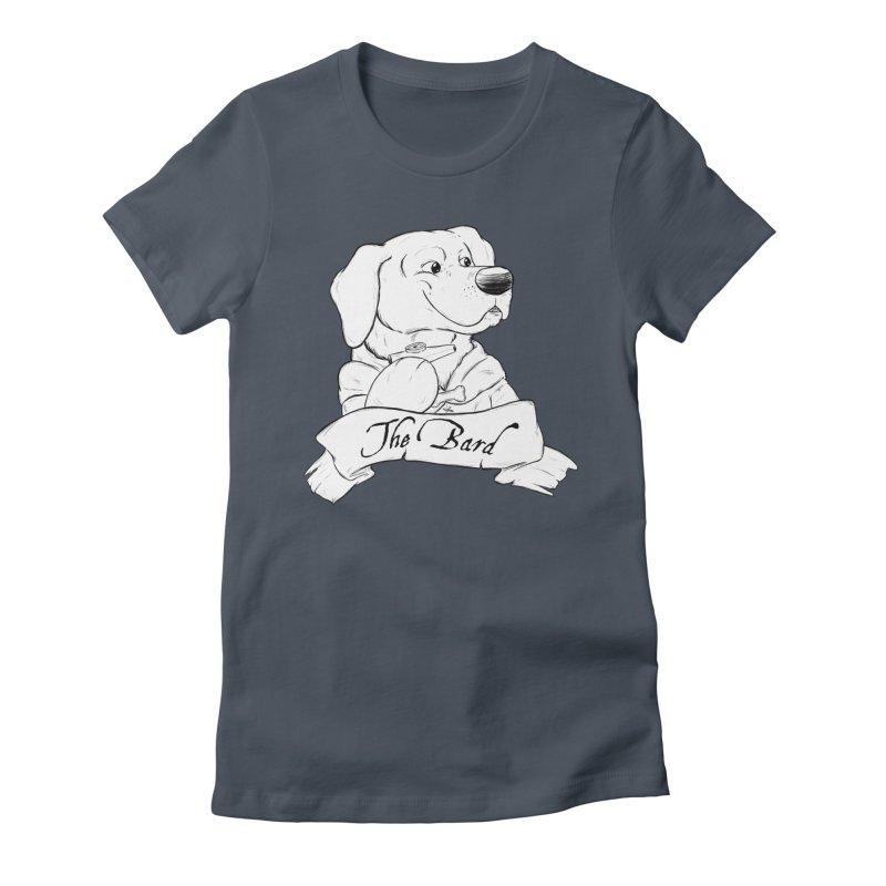 The Bard Women's T-Shirt by DnDoggos's Artist Shop
