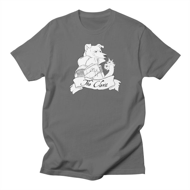 The Cleric Men's T-Shirt by DnDoggos's Artist Shop