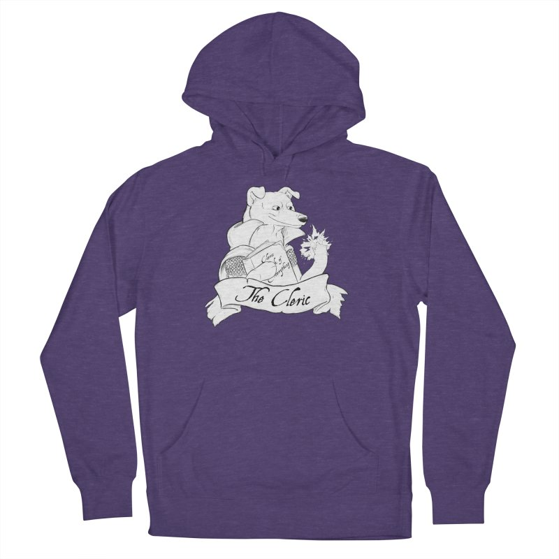The Cleric Women's French Terry Pullover Hoody by DnDoggos's Artist Shop
