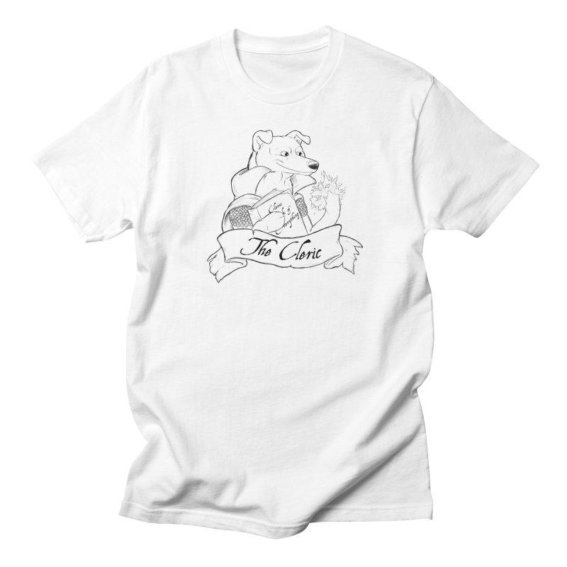 The Cleric Men's Regular T-Shirt by DnDoggos's Artist Shop