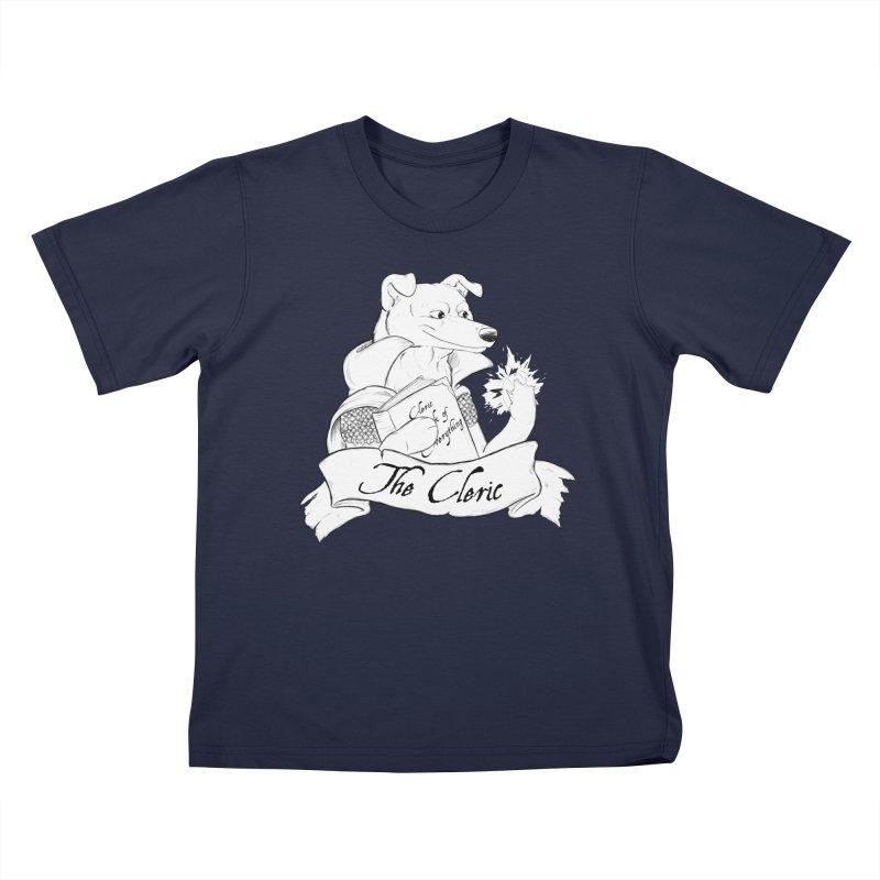 The Cleric Kids T-Shirt by DnDoggos's Artist Shop