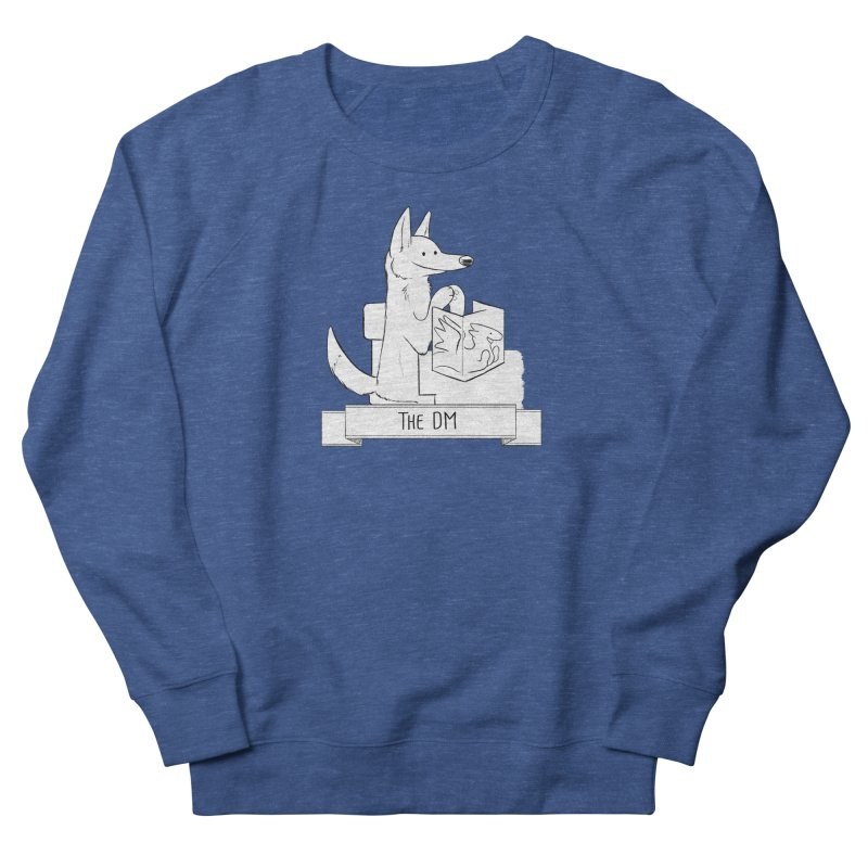 The DM and Screen Men's Sweatshirt by DnDoggos's Artist Shop