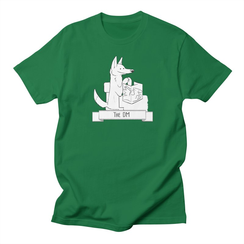 The DM and Screen Men's Regular T-Shirt by DnDoggos's Artist Shop