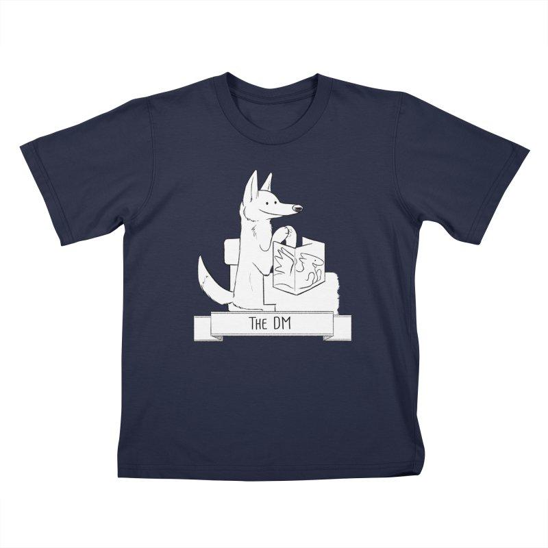 The DM and Screen Kids T-Shirt by DnDoggos's Artist Shop