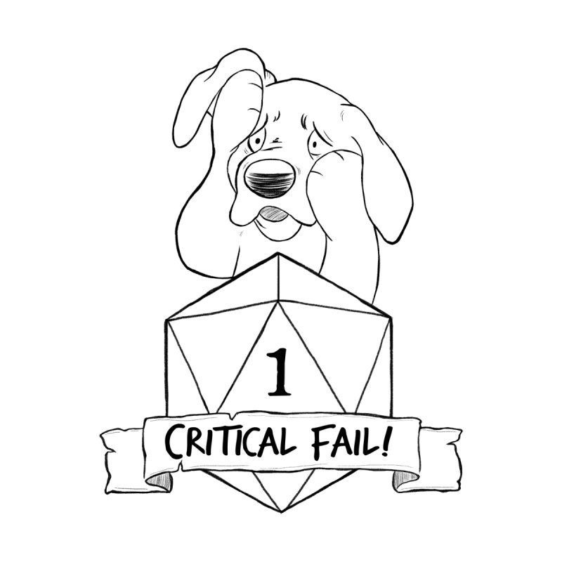 Critical Fail! - Tonka by DnDoggos's Artist Shop