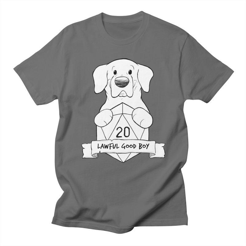 Lawful Good Boy Women's T-Shirt by DnDoggos's Artist Shop