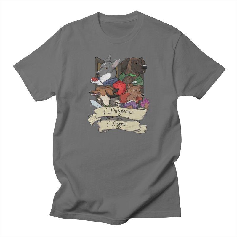 DnDoggos Emblem Color Women's T-Shirt by DnDoggos's Artist Shop