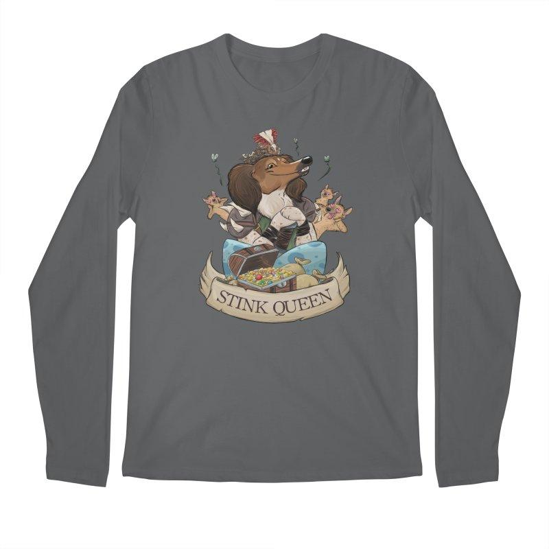 Stink Queen Men's Longsleeve T-Shirt by DnDoggos's Artist Shop