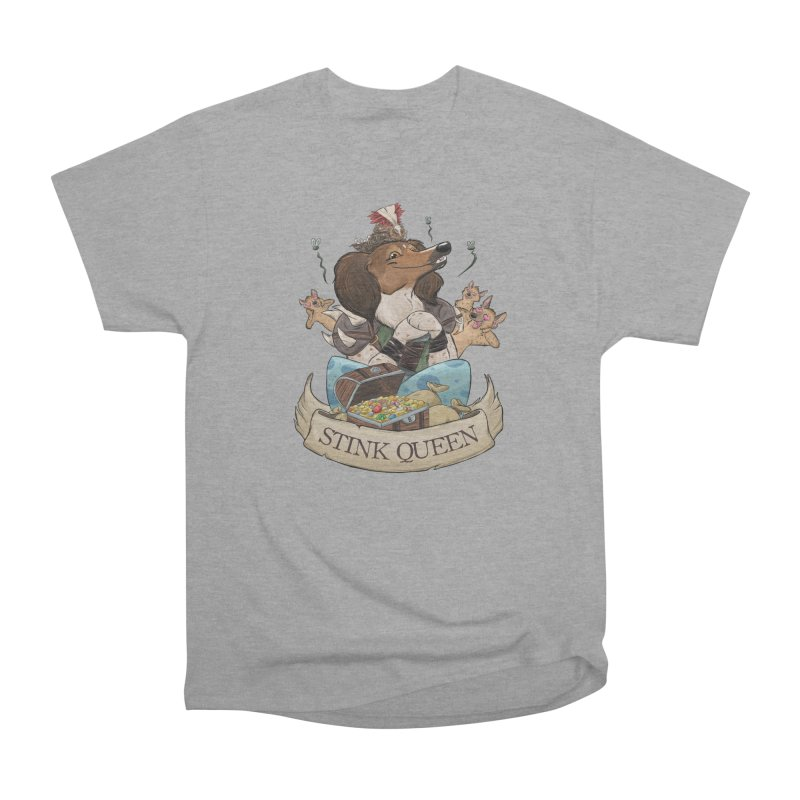 Stink Queen Men's Heavyweight T-Shirt by DnDoggos's Artist Shop