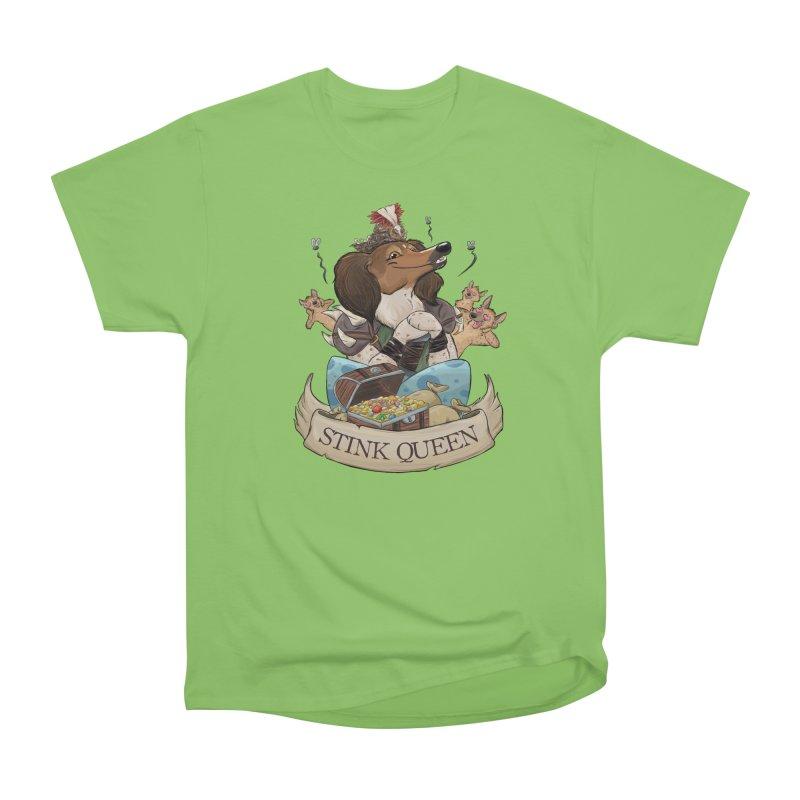 Stink Queen Men's Heavyweight T-Shirt by DnDoggos's Artist Shop
