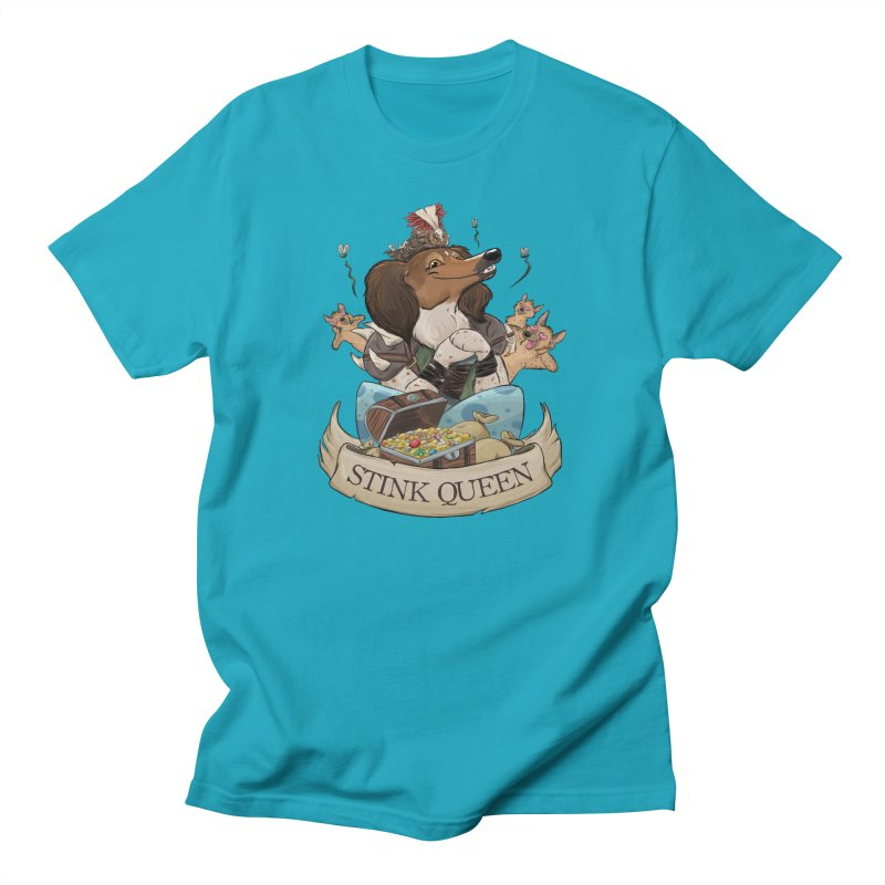 Stink Queen Men's T-Shirt by DnDoggos's Artist Shop
