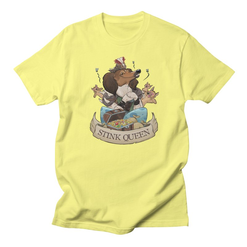 Stink Queen Men's T-Shirt by DnDoggos's Artist Shop
