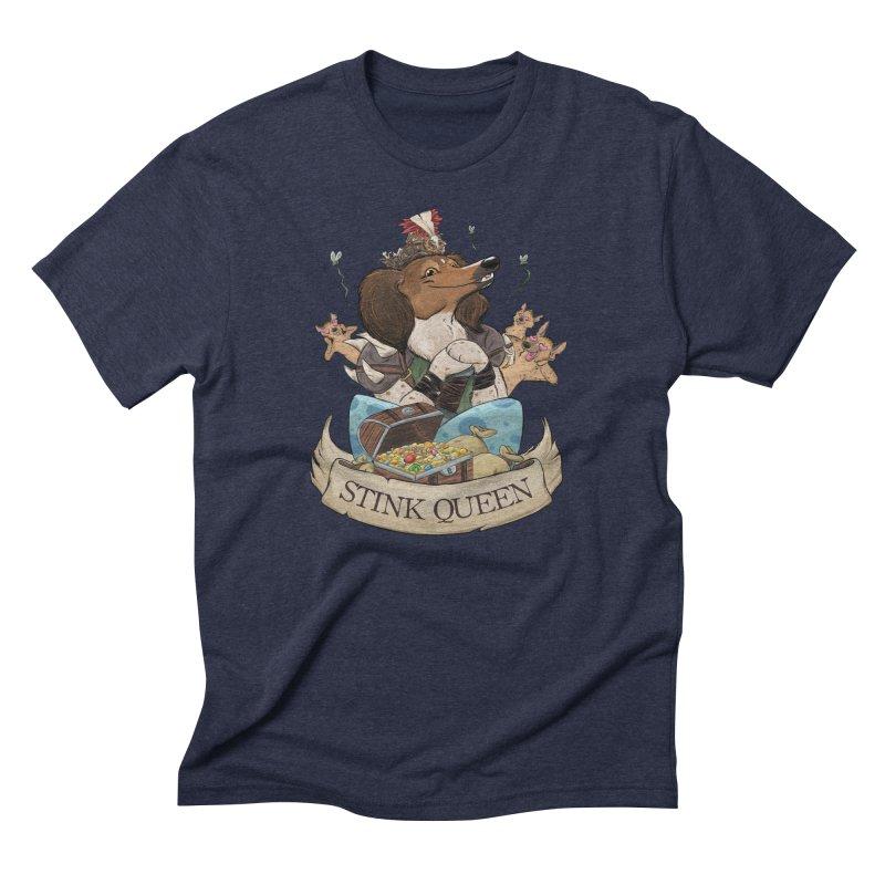 Stink Queen Men's Triblend T-Shirt by DnDoggos's Artist Shop