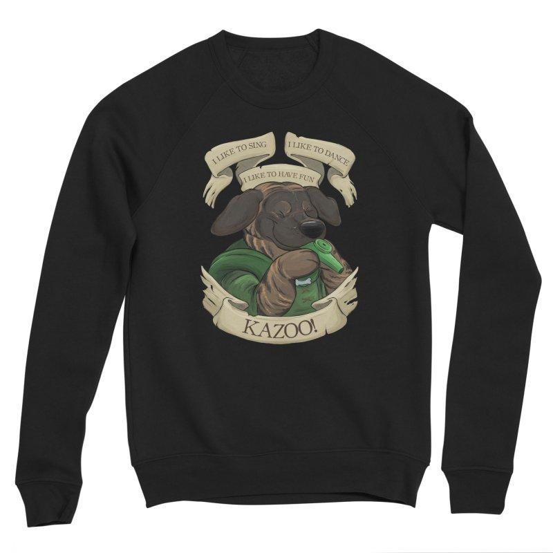 KAZOO! Tonka the Bard Women's Sponge Fleece Sweatshirt by DnDoggos's Artist Shop