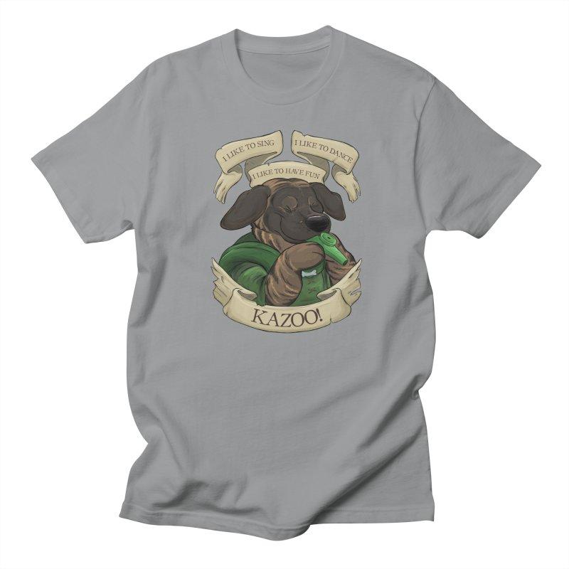 KAZOO! Tonka the Bard Men's Regular T-Shirt by DnDoggos's Artist Shop