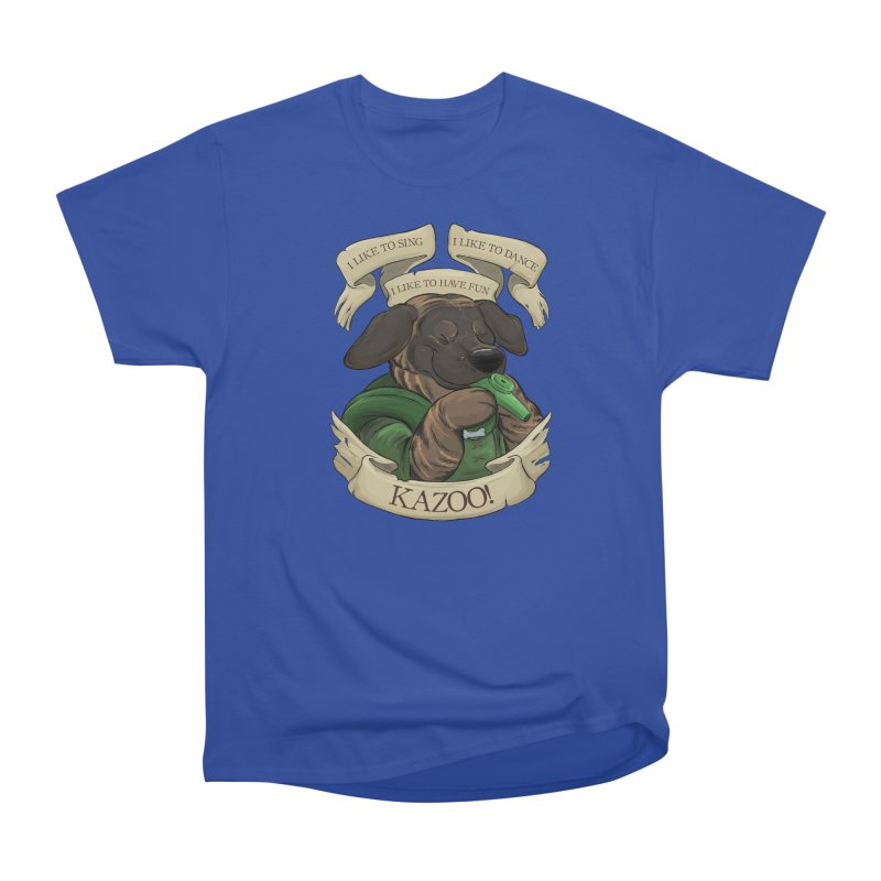 KAZOO! Tonka the Bard Men's Heavyweight T-Shirt by DnDoggos's Artist Shop