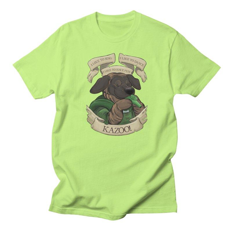 KAZOO! Tonka the Bard Women's Regular Unisex T-Shirt by DnDoggos's Artist Shop