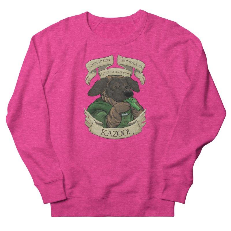 KAZOO! Tonka the Bard Women's French Terry Sweatshirt by DnDoggos's Artist Shop