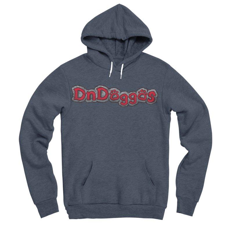 DnDoggos Logo Women's Sponge Fleece Pullover Hoody by DnDoggos's Artist Shop