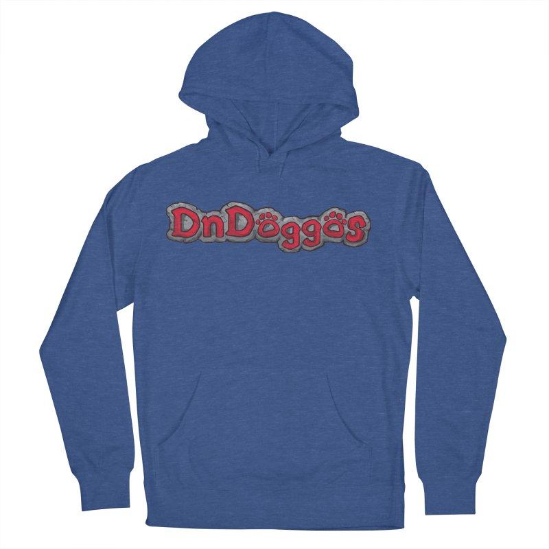 DnDoggos Logo Women's French Terry Pullover Hoody by DnDoggos's Artist Shop
