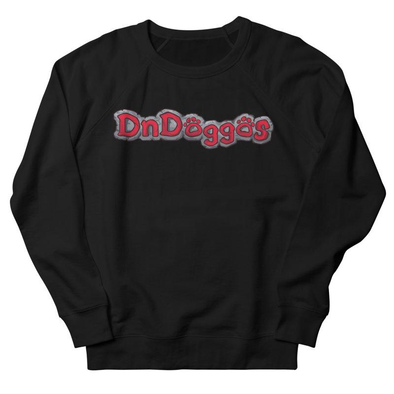 DnDoggos Logo Women's French Terry Sweatshirt by DnDoggos's Artist Shop