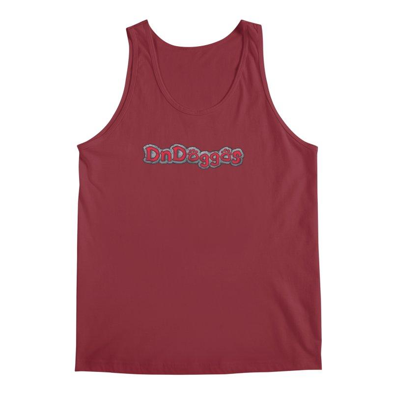 DnDoggos Logo Men's Regular Tank by DnDoggos's Artist Shop