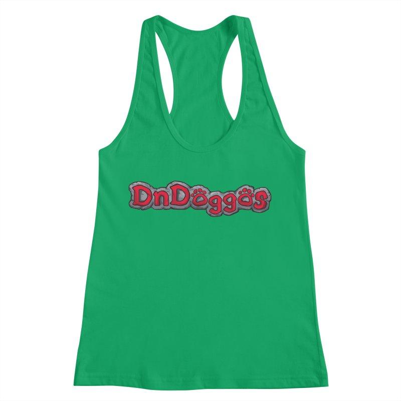 DnDoggos Logo Women's Tank by DnDoggos's Artist Shop