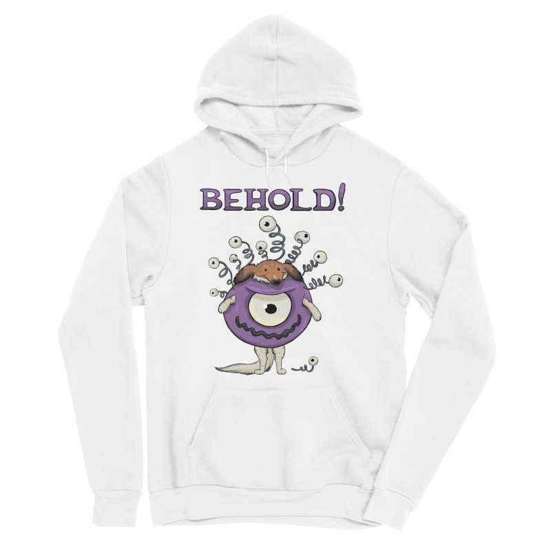 BEHOLD!! Men's Sponge Fleece Pullover Hoody by DnDoggos's Artist Shop