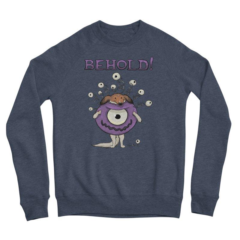 BEHOLD!! Women's Sponge Fleece Sweatshirt by DnDoggos's Artist Shop