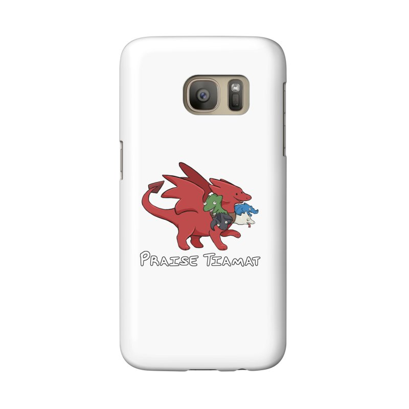 Praise Tiamat Accessories Phone Case by DnDoggos's Artist Shop
